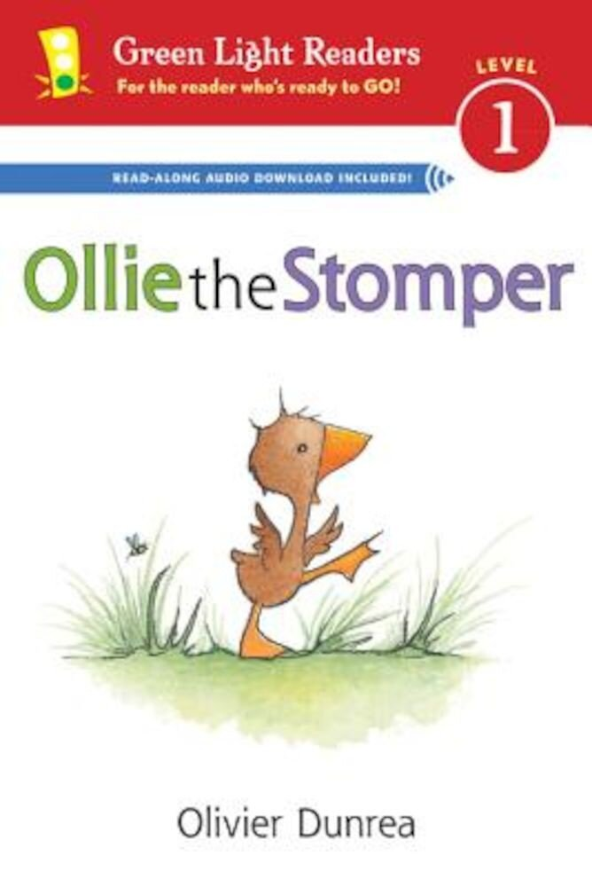Ollie the Stomper, Paperback