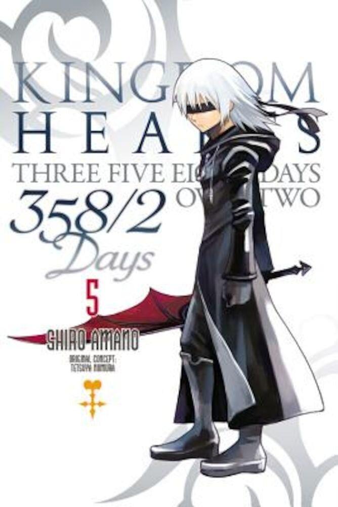 Kingdom Hearts 358/2 Days, Vol. 5, Paperback