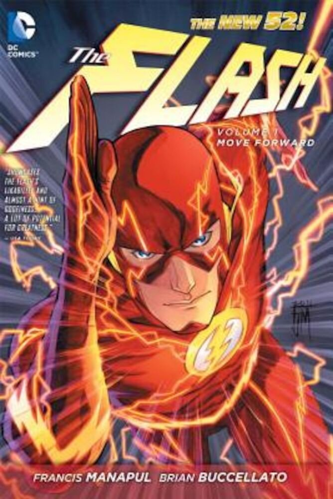 The Flash Vol. 1: Move Forward (the New 52), Paperback