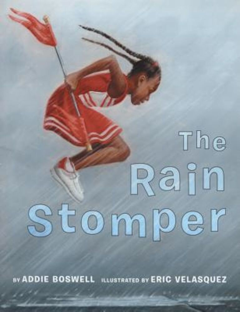 The Rain Stomper, Hardcover