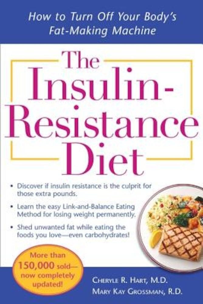 The Insulin-Resistance Diet, Paperback