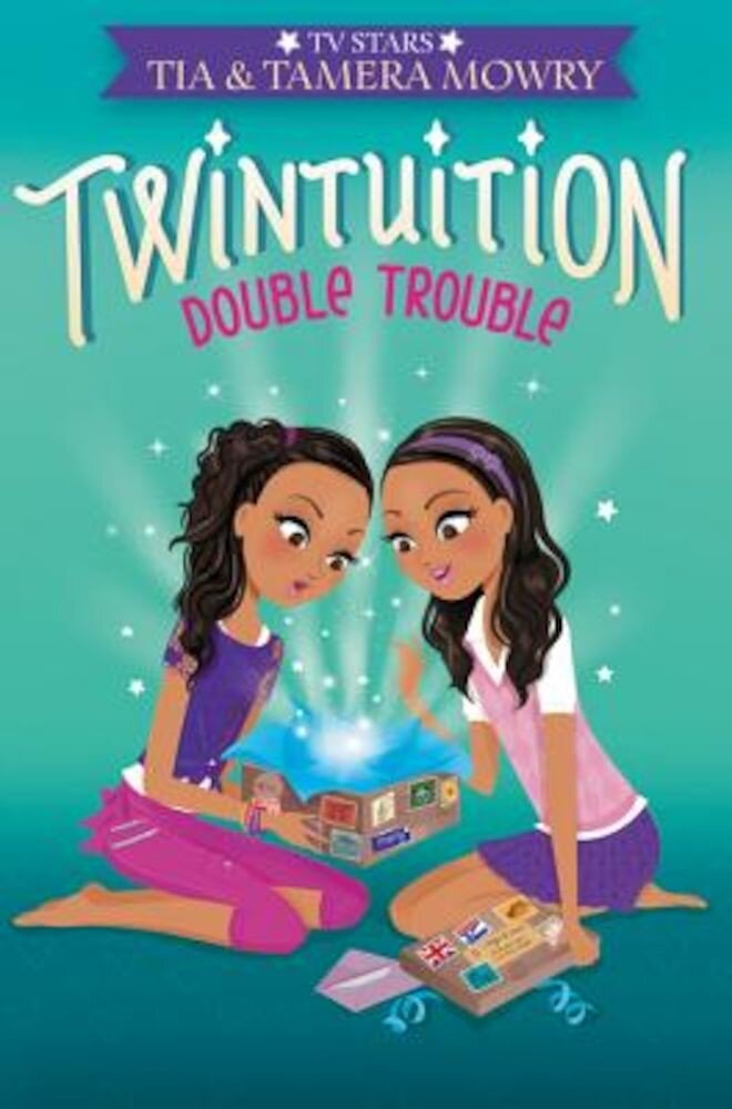 Twintuition: Double Trouble, Hardcover