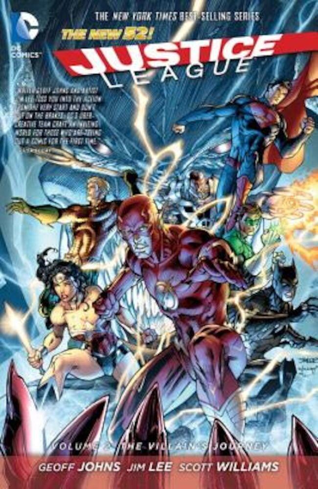 Justice League, Volume 2: The Villain's Journey, Paperback