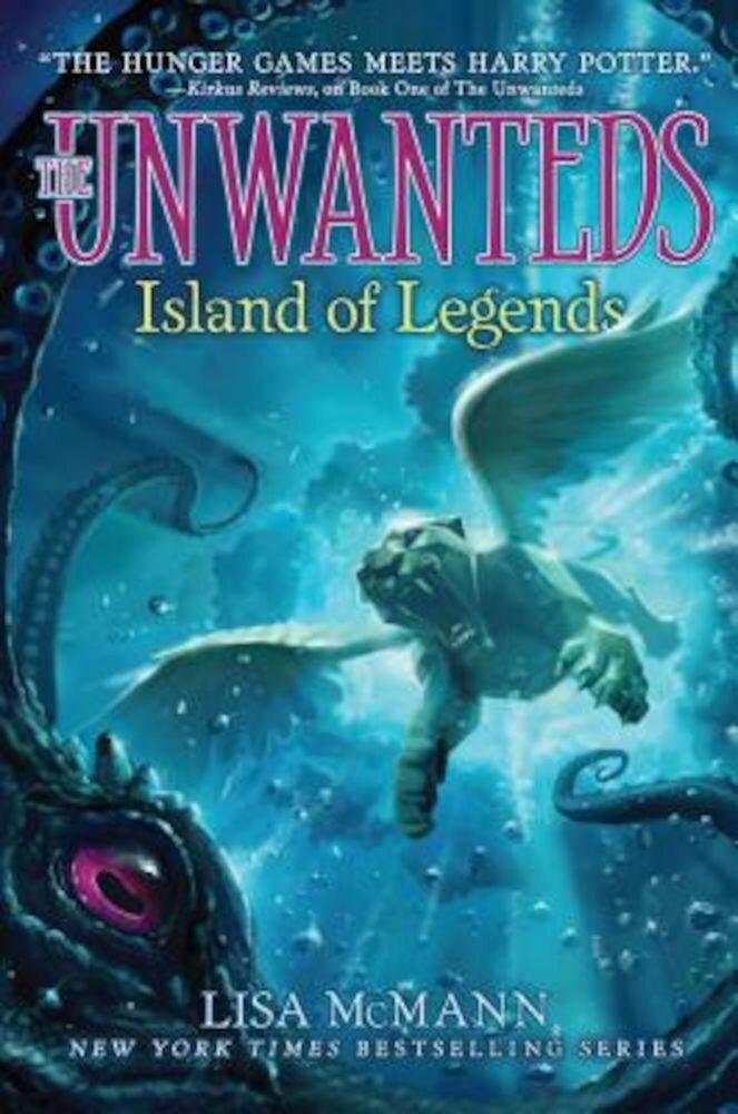 Island of Legends, Hardcover