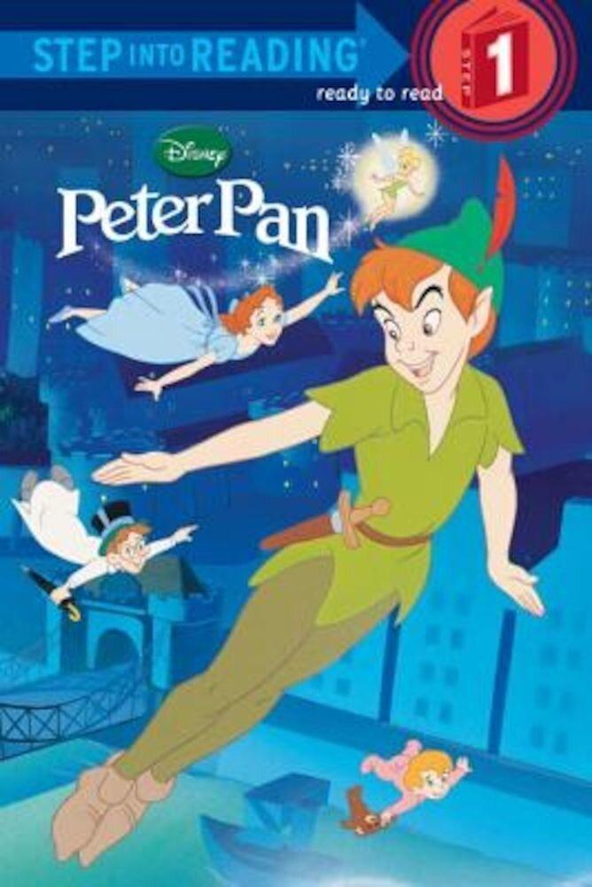 Peter Pan Step Into Reading (Disney Peter Pan), Paperback