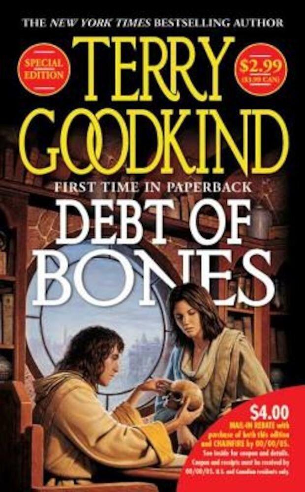 Debt of Bones, Paperback