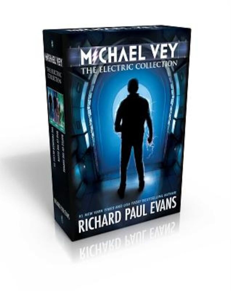 Michael Vey, the Electric Collection (Books 1-3): Michael Vey; Michael Vey 2; Michael Vey 3, Paperback