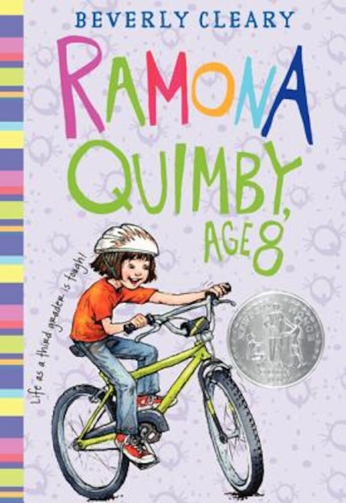 Ramona Quimby, Age 8 (Rpkg), Hardcover