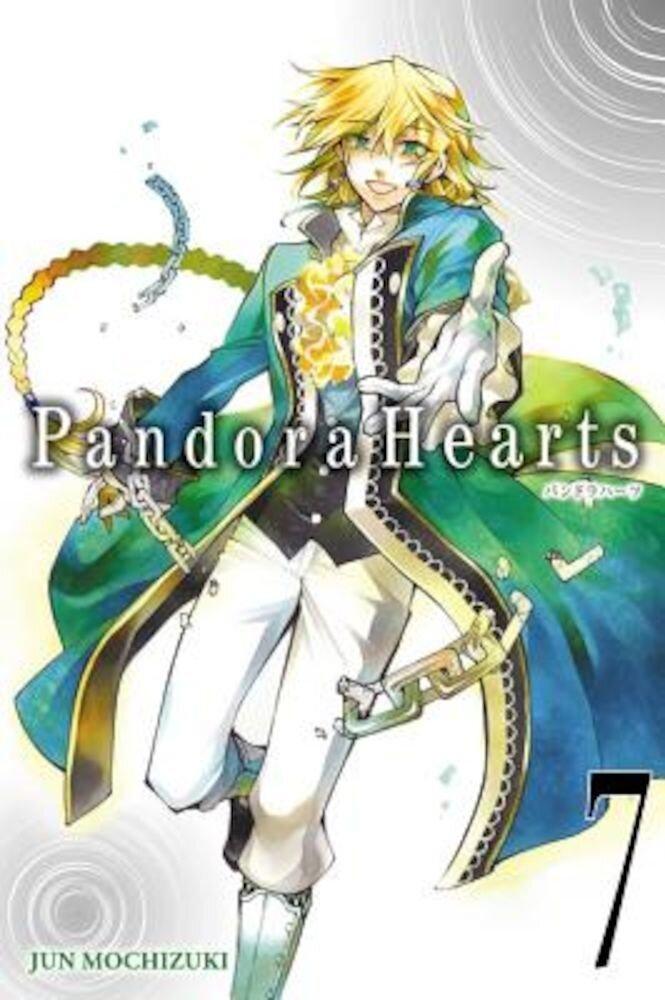 Pandora Hearts, Volume 7, Paperback