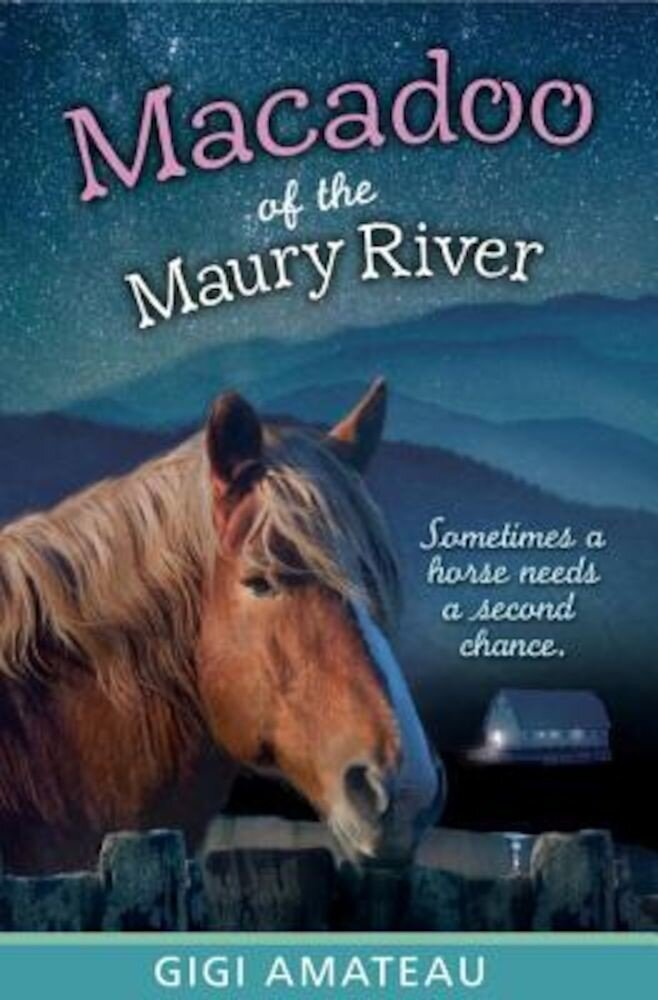 Macadoo: Horses of the Maury River Stables, Paperback