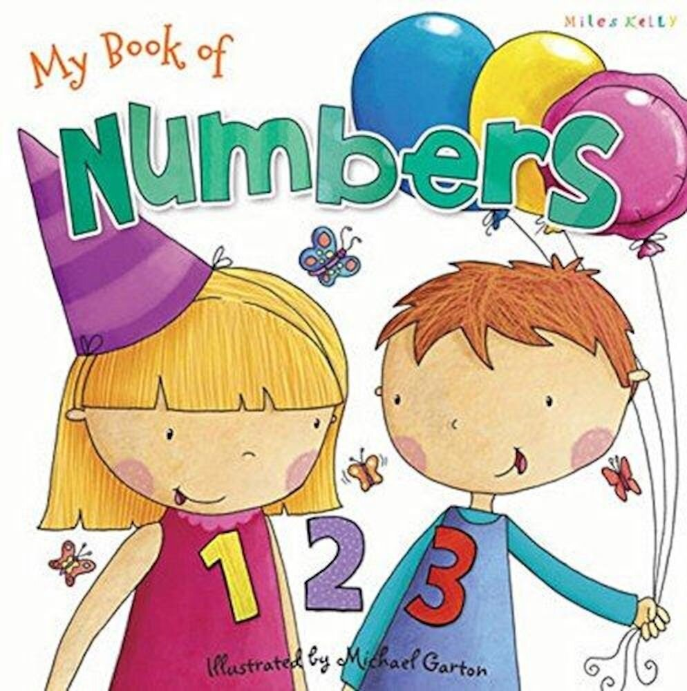 C 24 My Book Of Numbers
