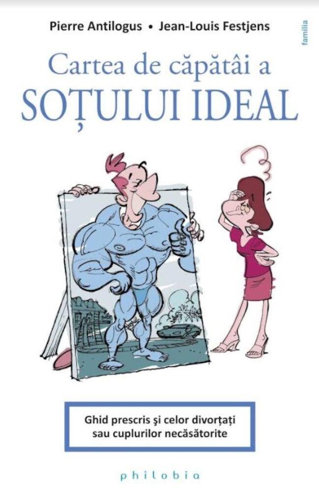 Coperta Carte Cartea de capatai a sotului ideal