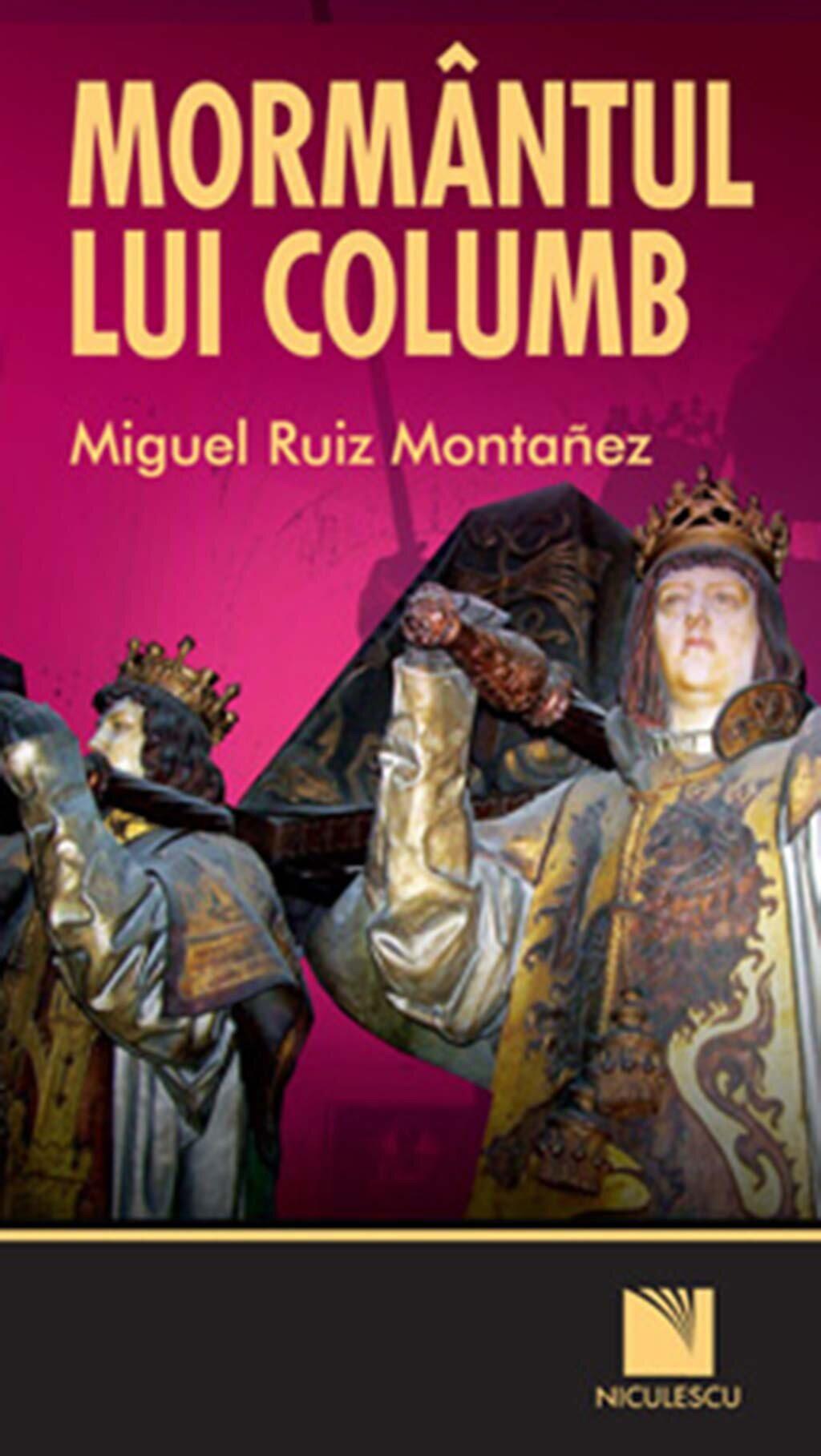 Mormantul lui Columb (eBook)