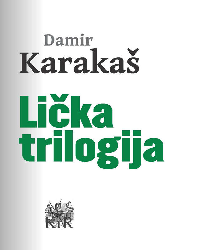 Licka trilogija (eBook)