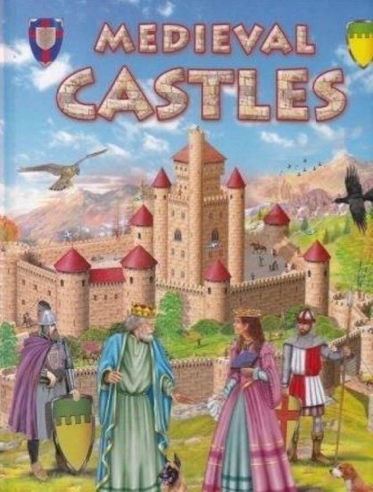 Coperta Carte Medieval Castles