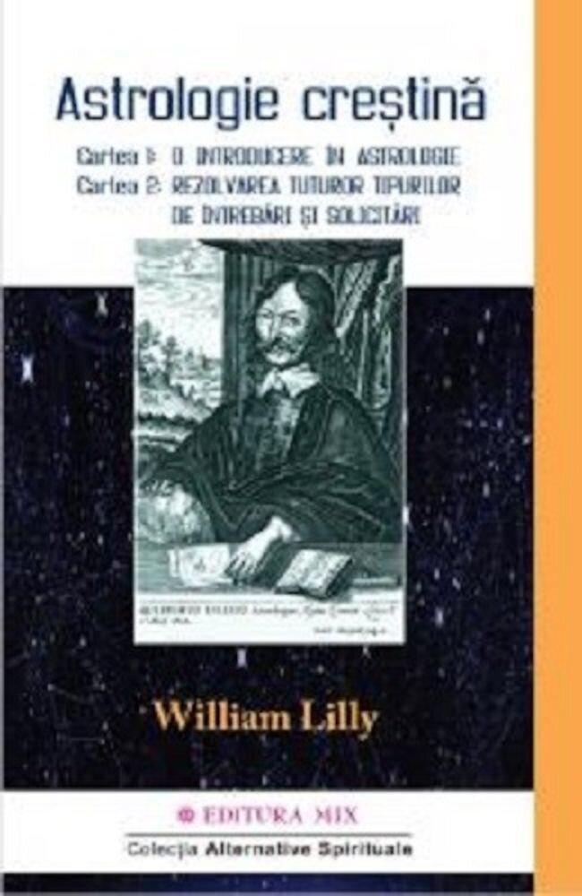 Coperta Carte Astrologia crestina vol. 1