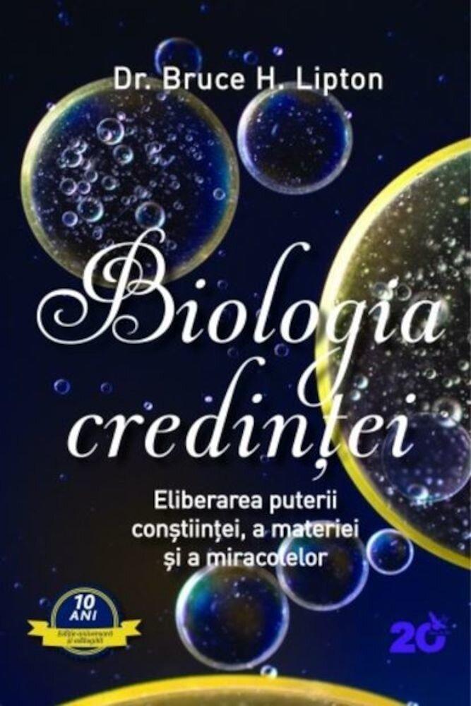 Coperta Carte Biologia credintei. Editia a II-a