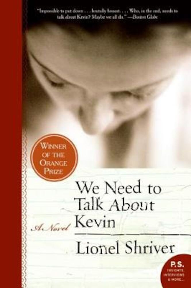We Need to Talk about Kevin, Paperback