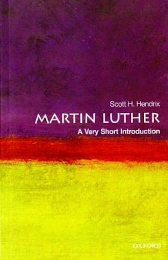 Martin Luther, Paperback