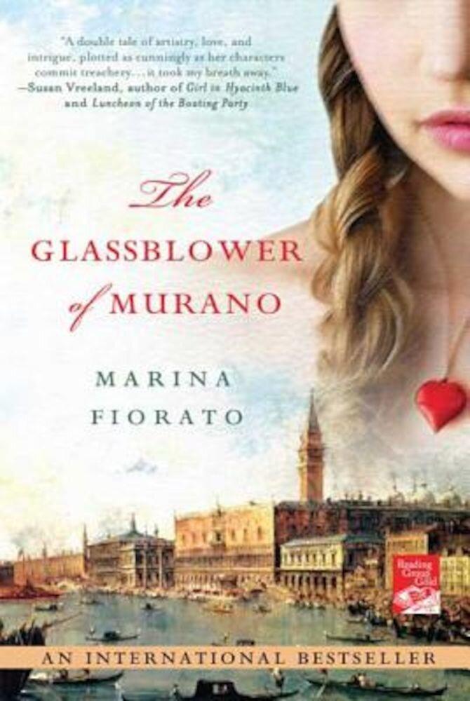 The Glassblower of Murano, Paperback