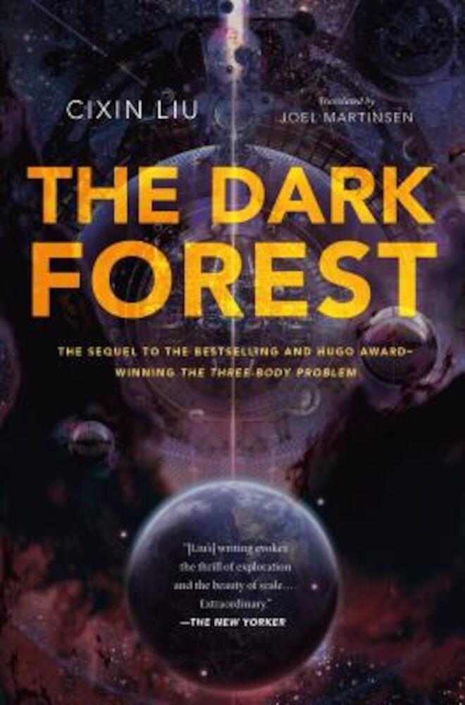The Dark Forest, Paperback