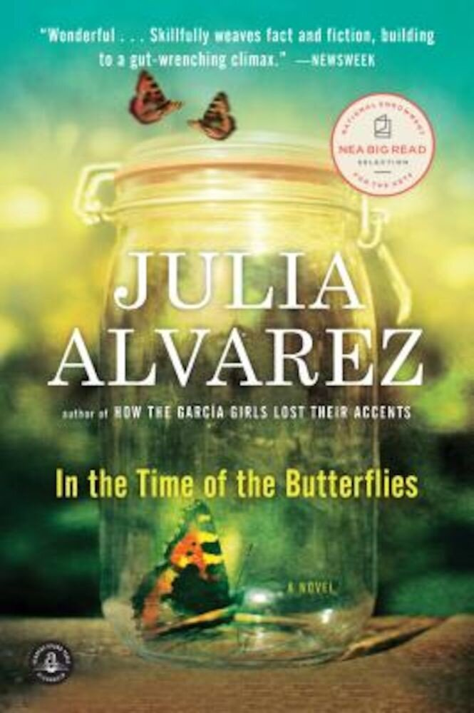 In the Time of the Butterflies, Paperback