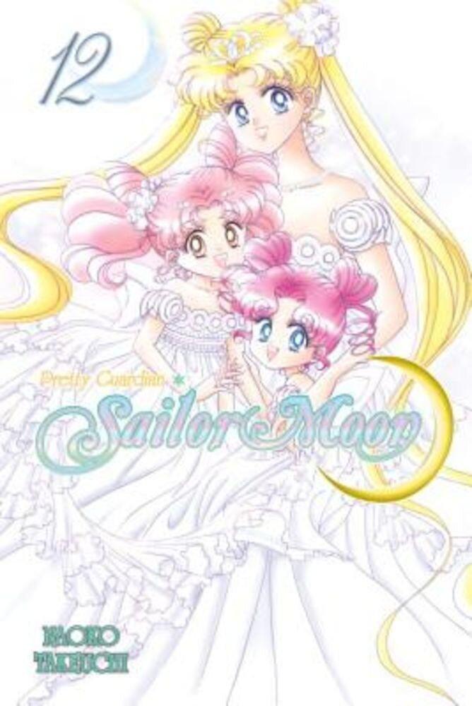 Pretty Guardian Sailor Moon, Volume 12, Paperback