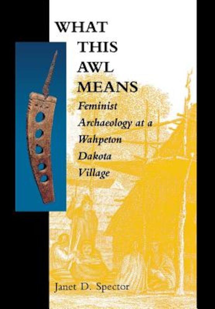 What This Awl Means: Feminist Archaeology at a Wahpeton Dakota Village, Paperback