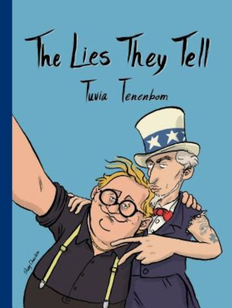 The Lies They Tell, Paperback