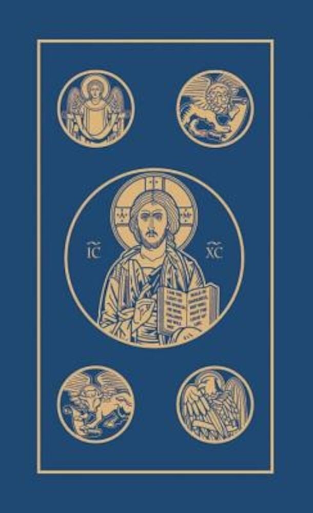 Catholic New Testament with Psalms-RSV, Paperback