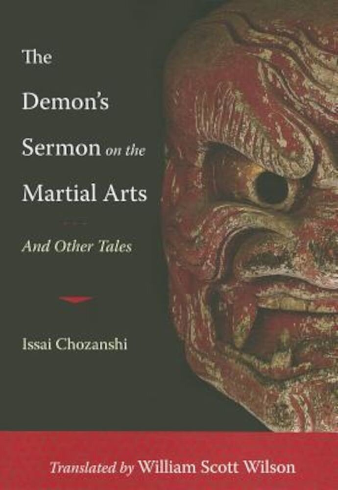 The Demon's Sermon on the Martial Arts: And Other Tales, Paperback