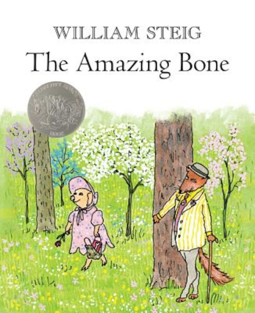 The Amazing Bone, Paperback