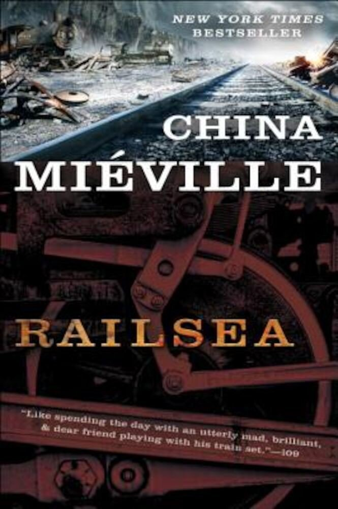 Railsea, Paperback