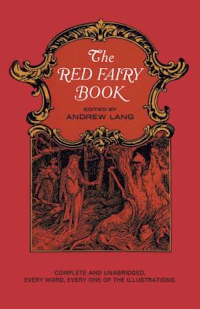 The Red Fairy Book, Paperback