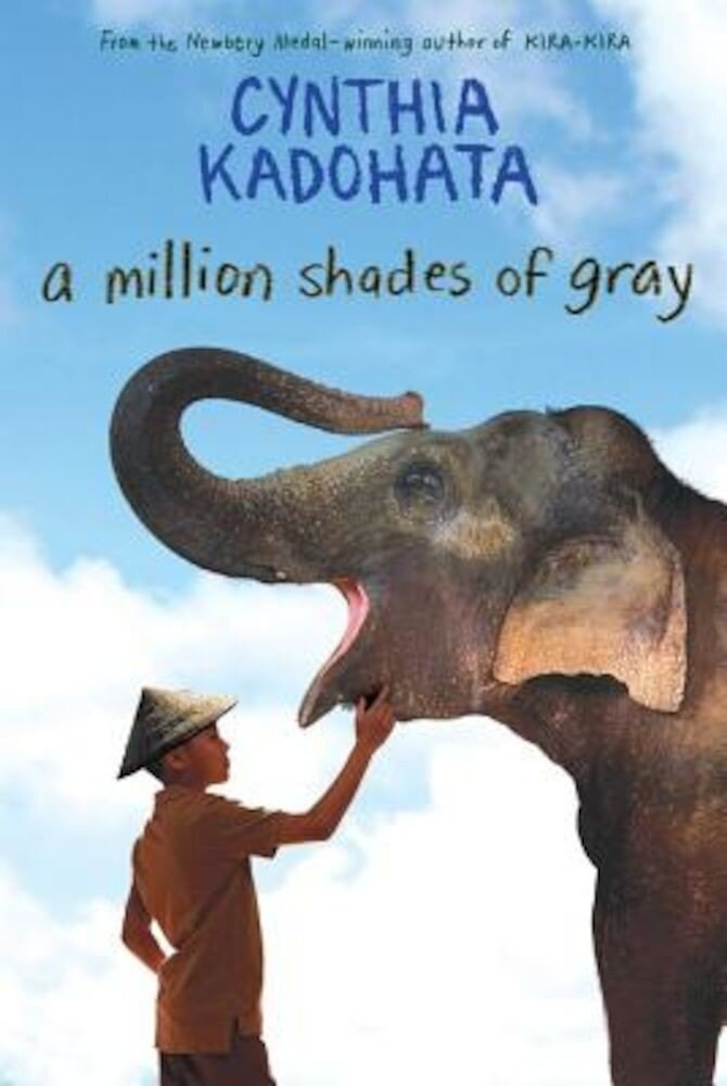 A Million Shades of Gray, Paperback