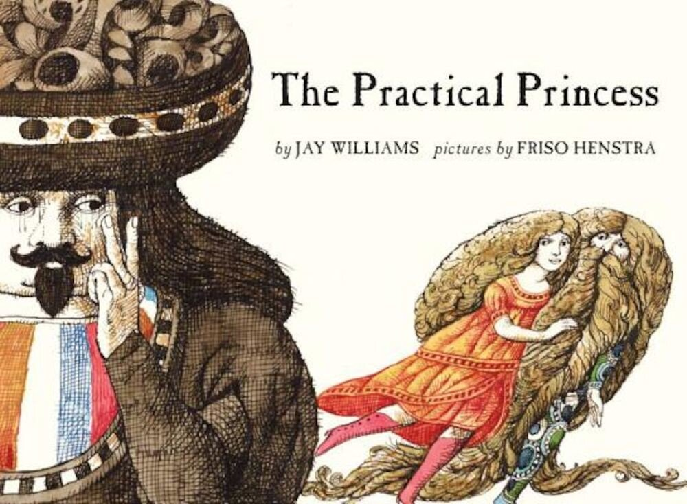 The Practical Princess, Hardcover