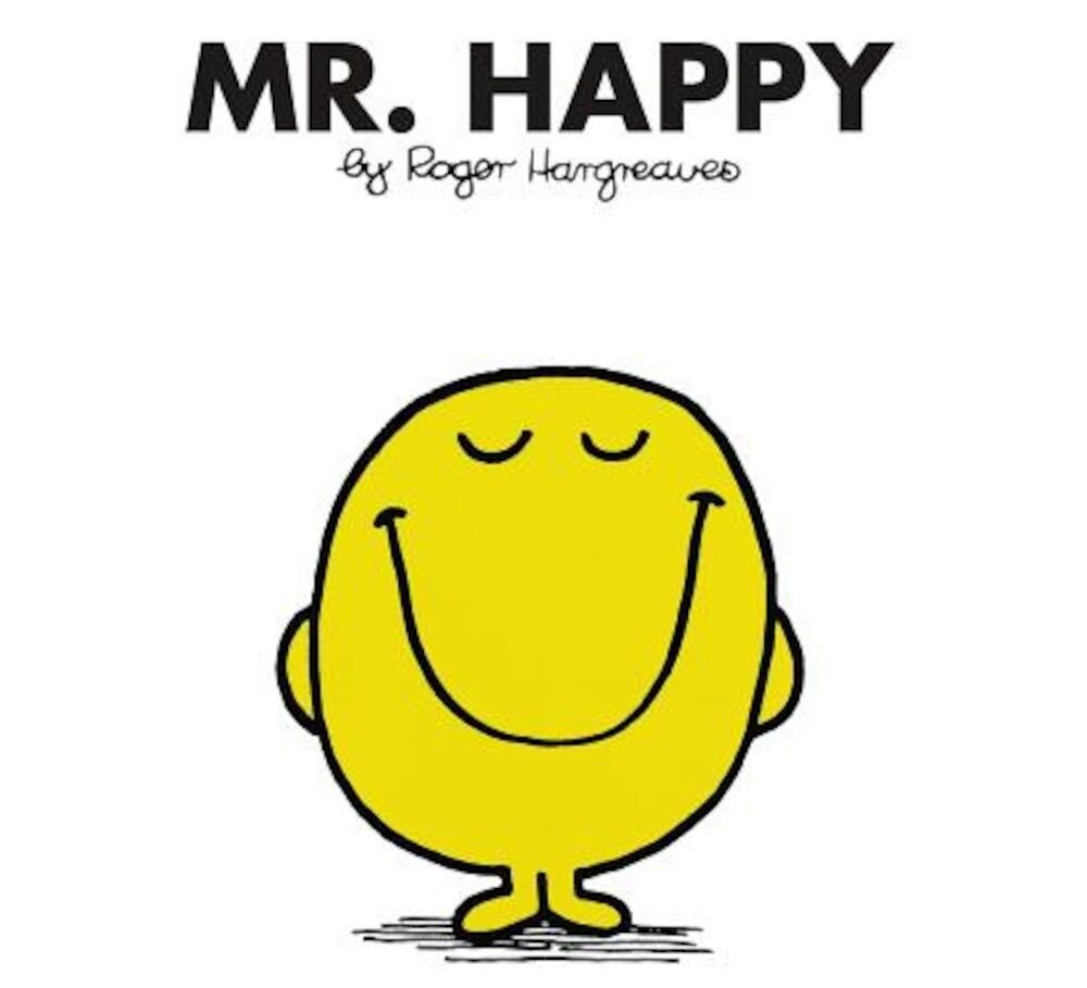 Mr. Happy, Paperback