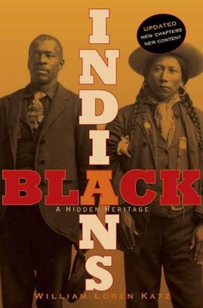 Black Indians: A Hidden Heritage, Paperback