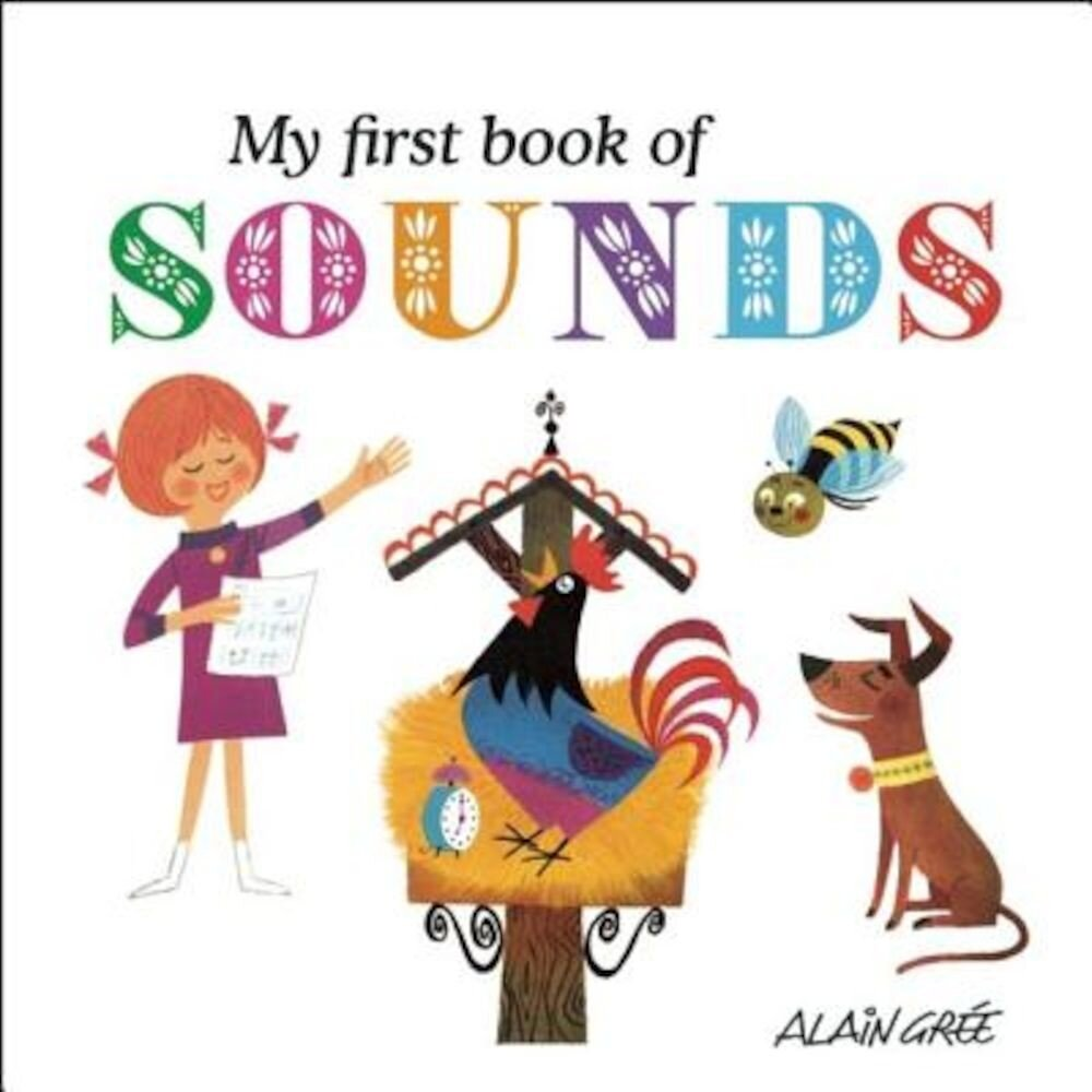 My First Book of Sounds, Hardcover