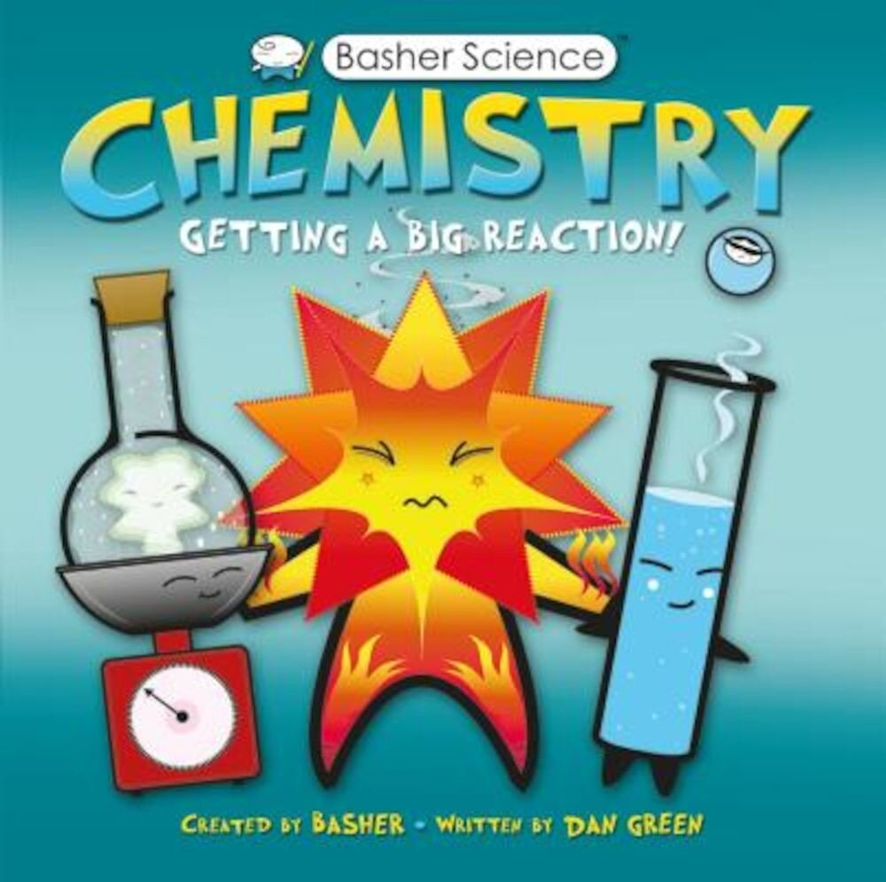 Chemistry: Getting a Big Reaction! [With Poster], Paperback
