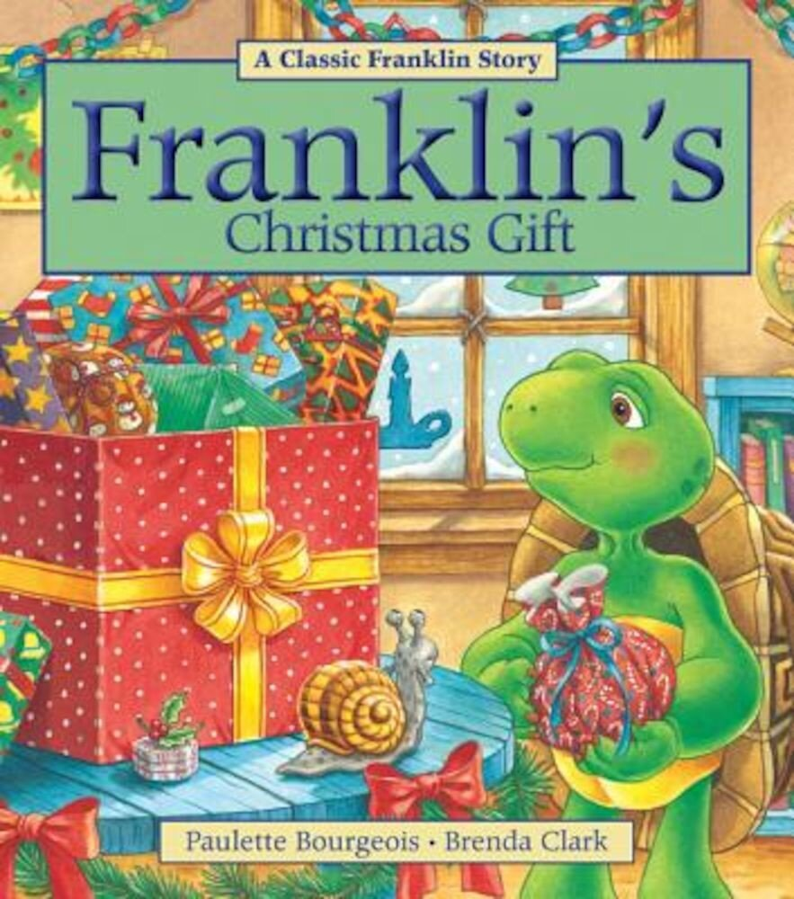 Franklin's Christmas Gift, Paperback