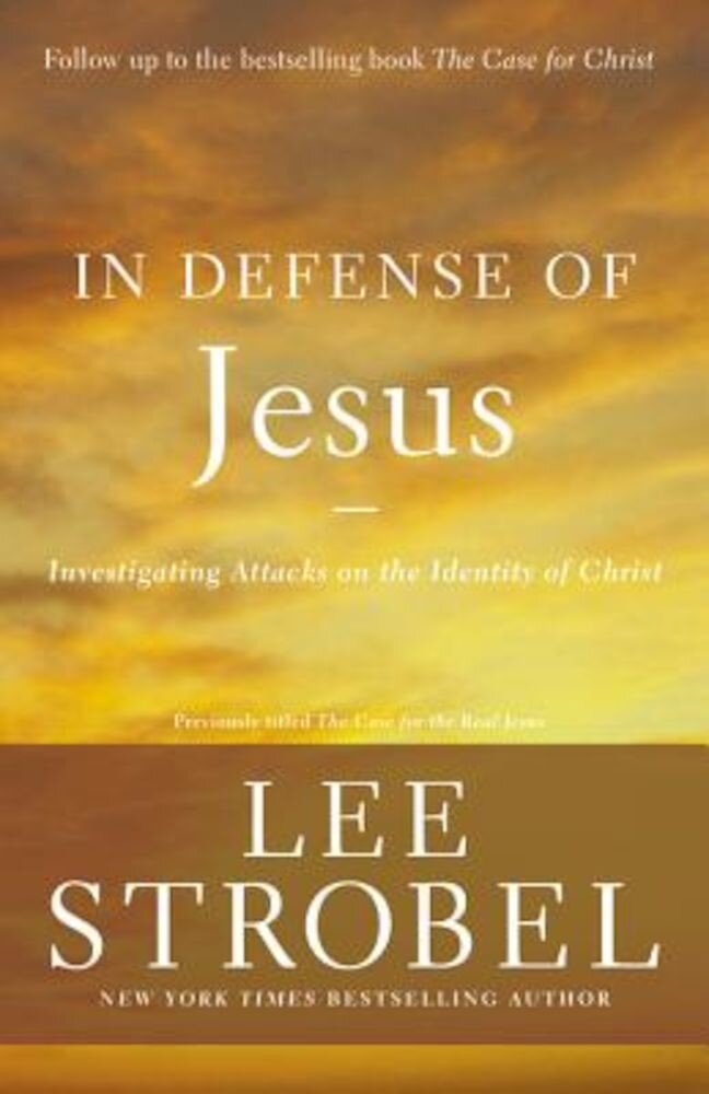 In Defense of Jesus: Investigating Attacks on the Identity of Christ, Paperback