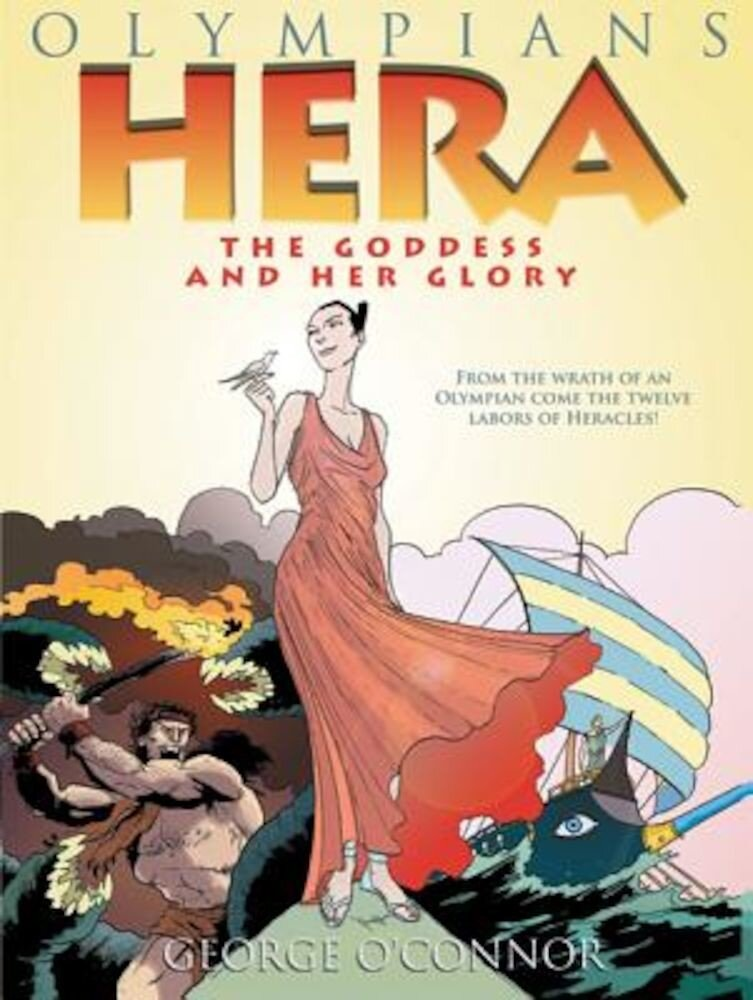 Hera: The Goddess and Her Glory, Paperback
