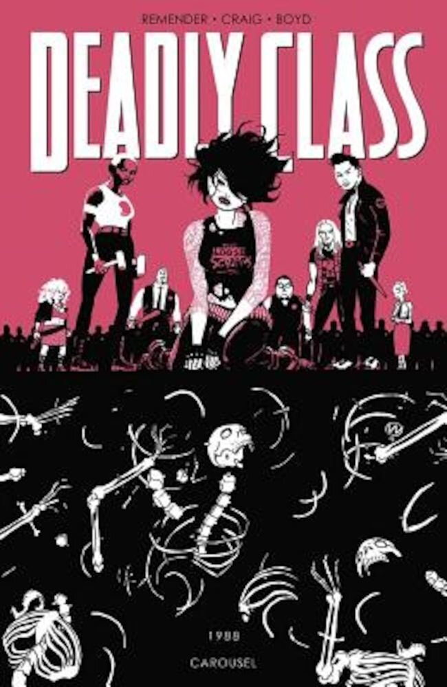 Deadly Class, Volume 5, Paperback