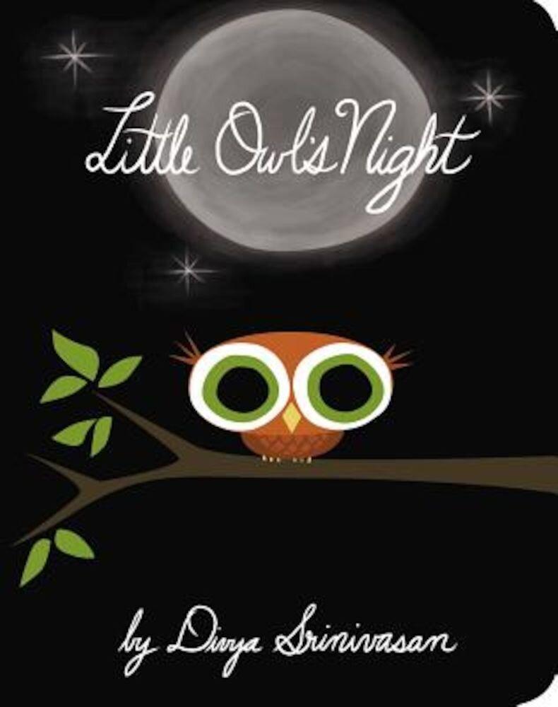 Little Owl's Night, Hardcover