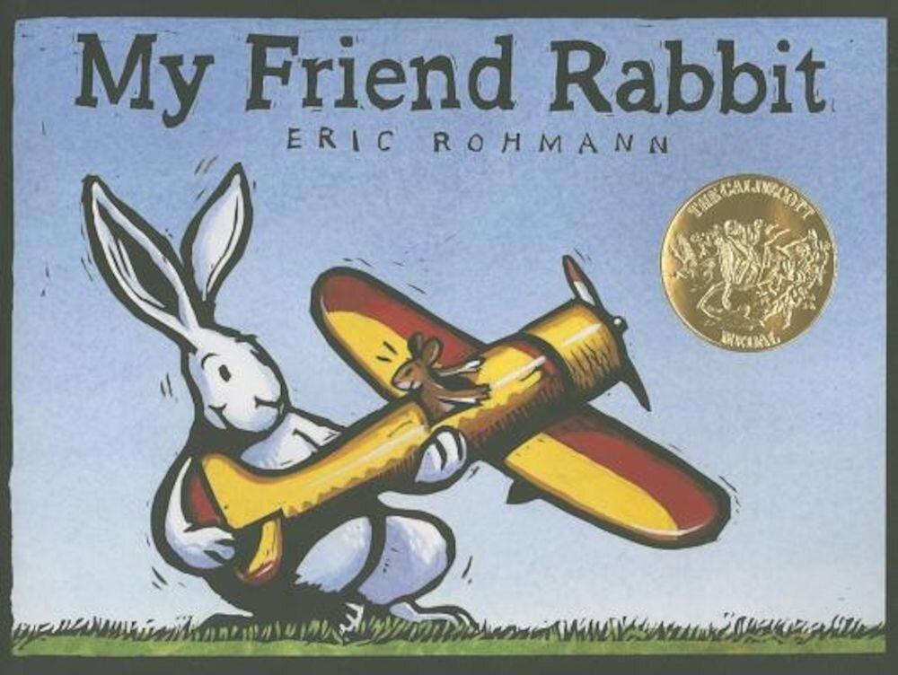 My Friend Rabbit, Paperback