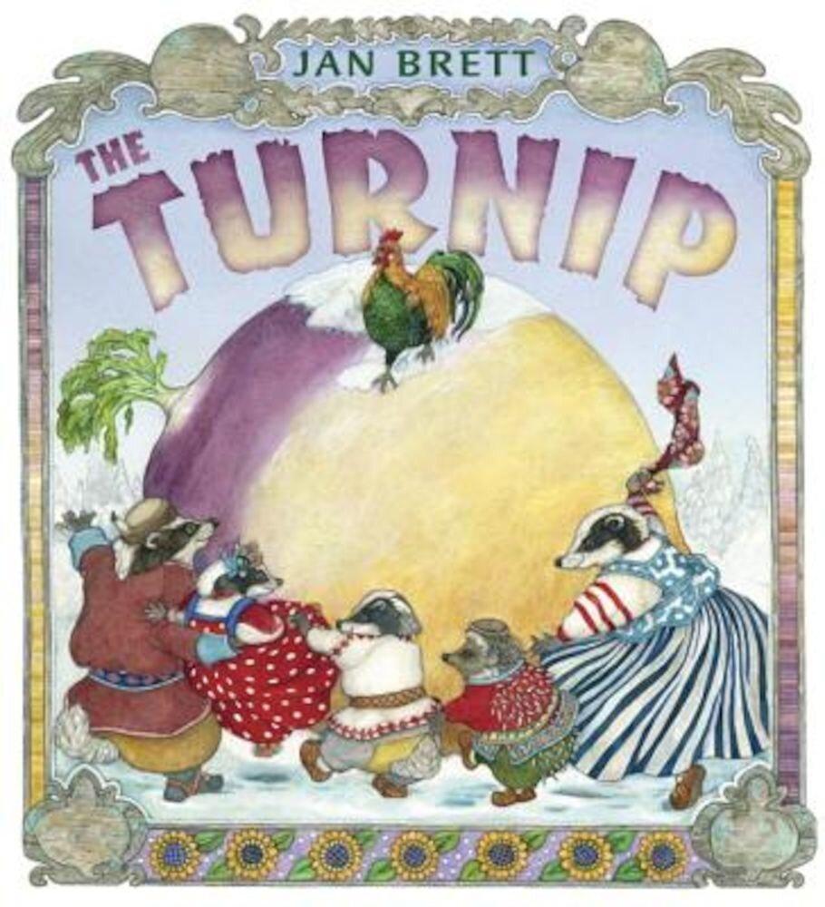 The Turnip, Hardcover