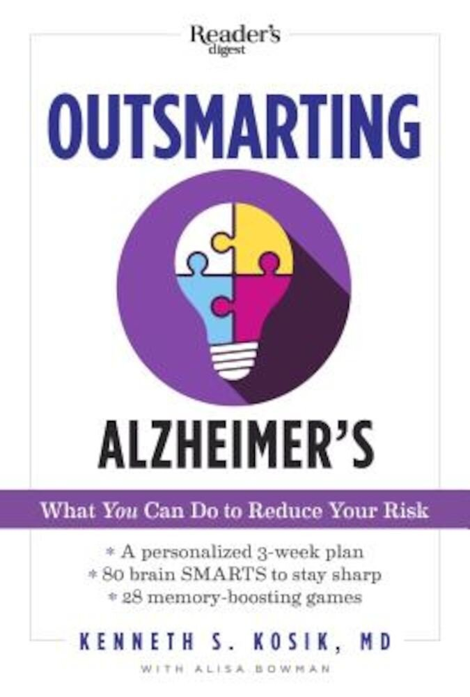 Outsmarting Alzheimer's: What You Can Do to Reduce Your Risk, Paperback