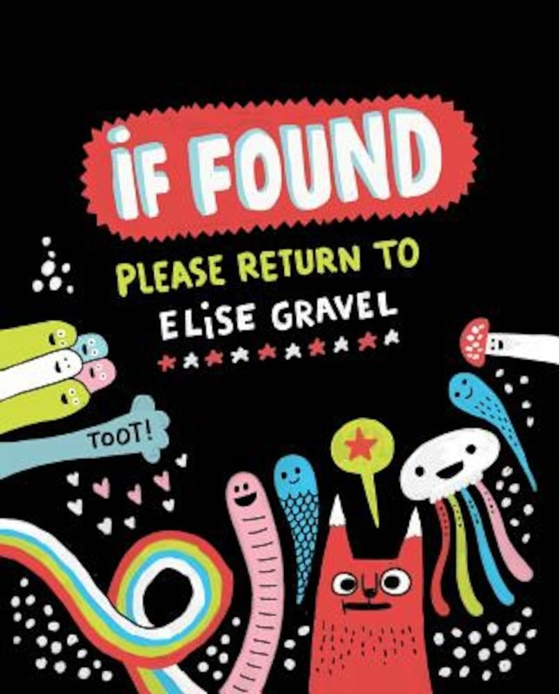 If Found... Please Return to Elise Gravel, Hardcover