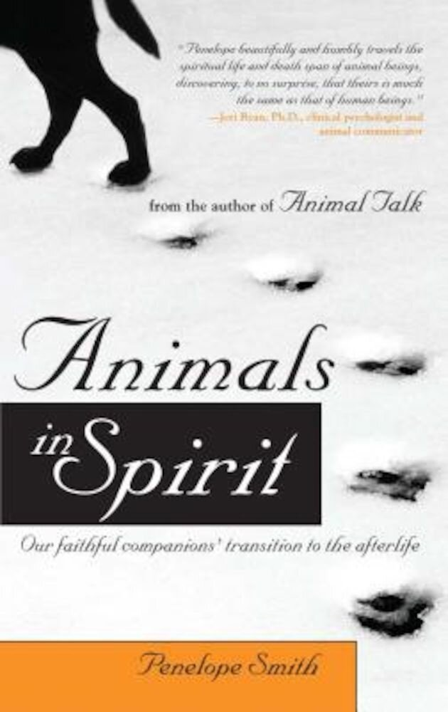 Animals in Spirit: Our Faithful Companions' Transition to the Afterlife, Paperback